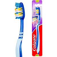 Colgate ZigZag V Shape Interdental Bristles Medium Toothbrush