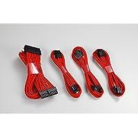 Phanteks Pro 300Series5 Kit de Cable de extensión, Rojo