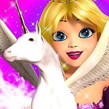 Princess Unicorn Sky World Run (Free)