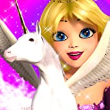 Princess Unicorn Sky World Run (Free)