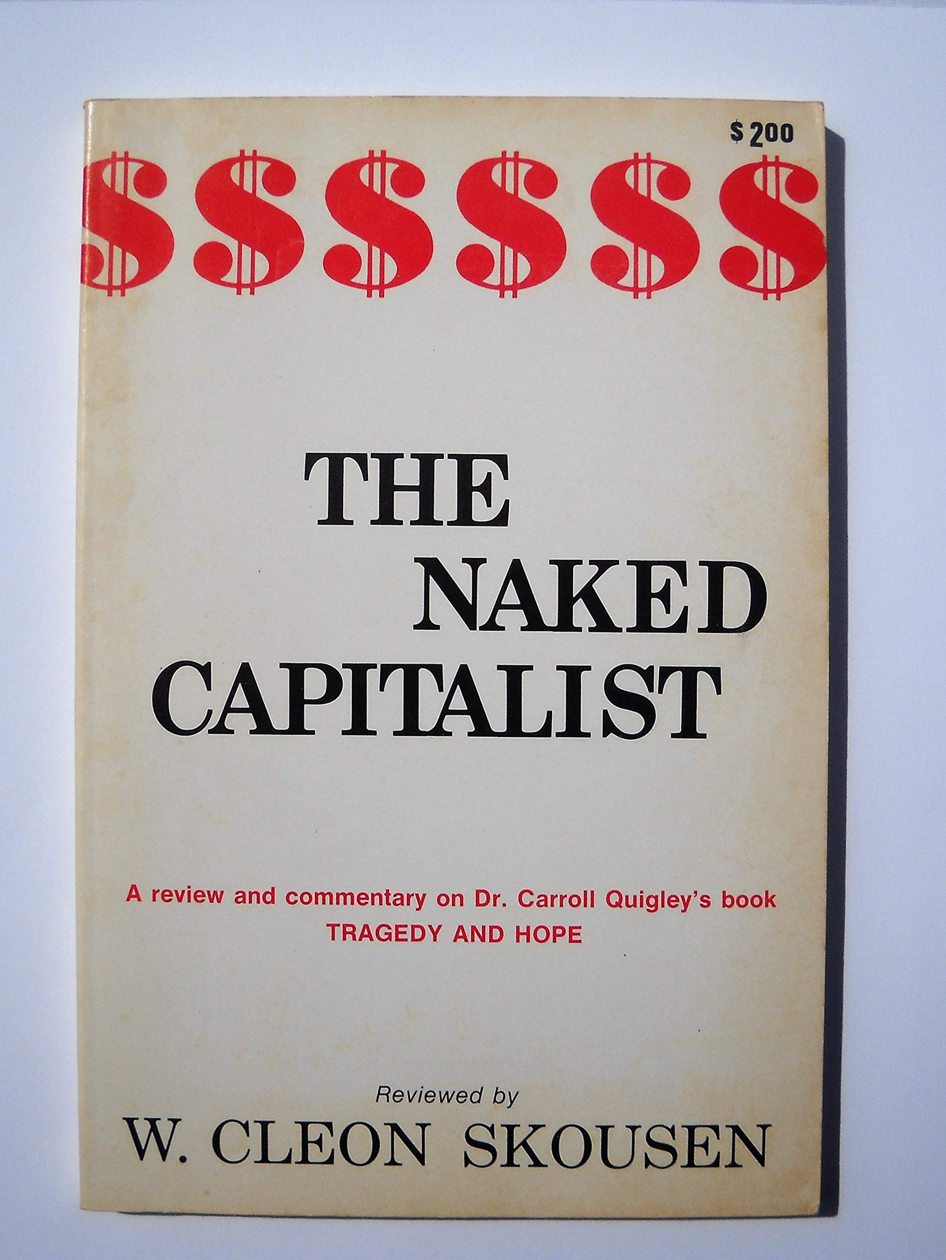 The naked capitalist