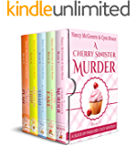 A Slice of Paradise Cozy Mystery BOX SET, Books 1-5: The Complete Culinary Cozy Mystery Series With Delicious Recipes (English Edition)