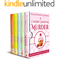 Slice of Paradise Cozy Mysteries, The Complete Series Box Set: With All 5 Books & All 5 Recipes from the series Plus a Bonus Prequel
