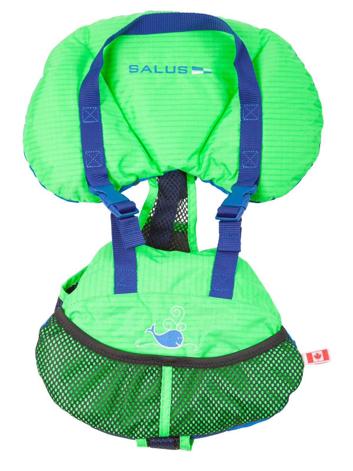 Salus Bijoux Baby Vest - Lime