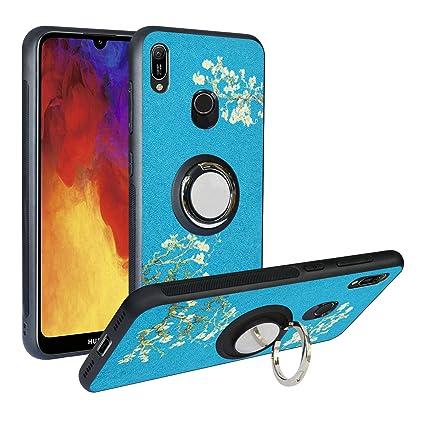 Amazon.com: Alapmk - Carcasa para Huawei Y6 2019, Honor 8A y ...