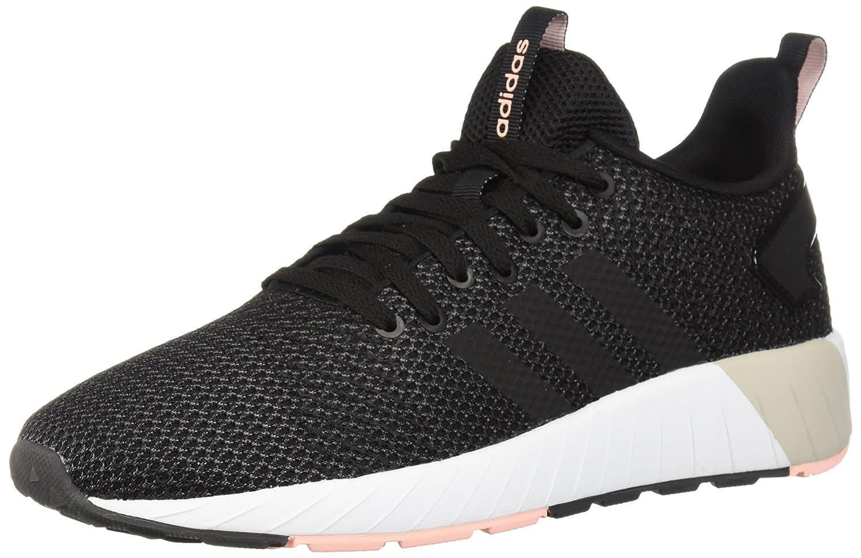adidas  Women's Questar BYD W B071Z715Q2 9.5 B(M) US|Core Black/Core Black/Haze Coral