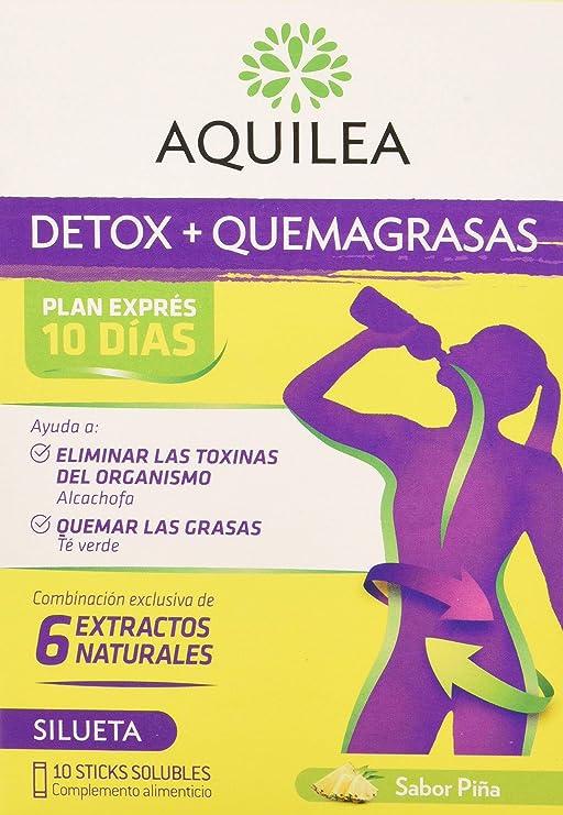 Aquilea Aquilea Detox 10Sticks - 1 Unidad: Amazon.es: Salud y cuidado personal