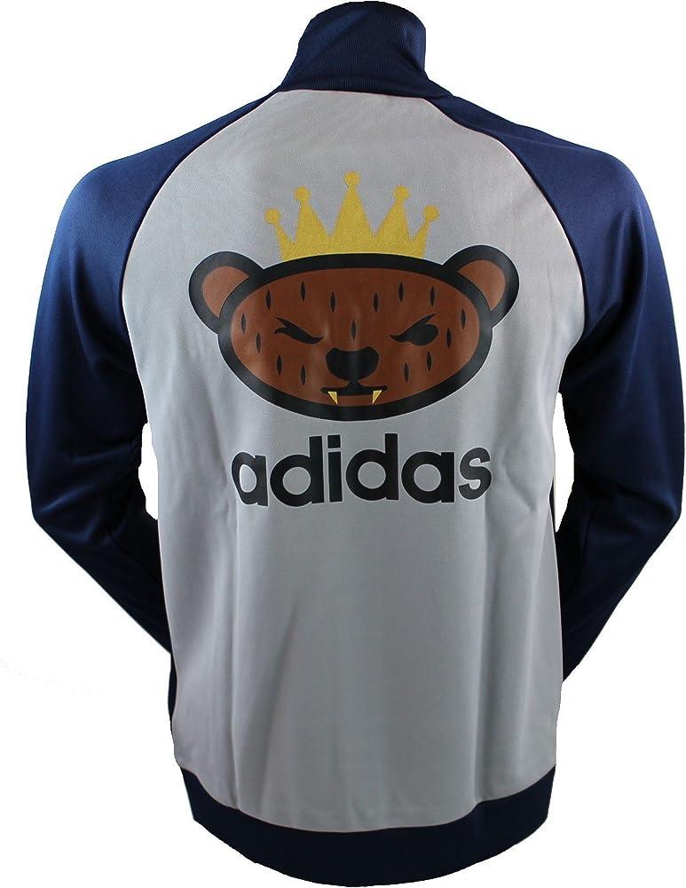 adidas Retro Bear Trac - Chándal para Hombre, Color Gris, Talla ...