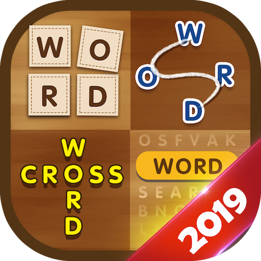 Word Games: Cross, Connect, Search (Best Scrabble App For Android)