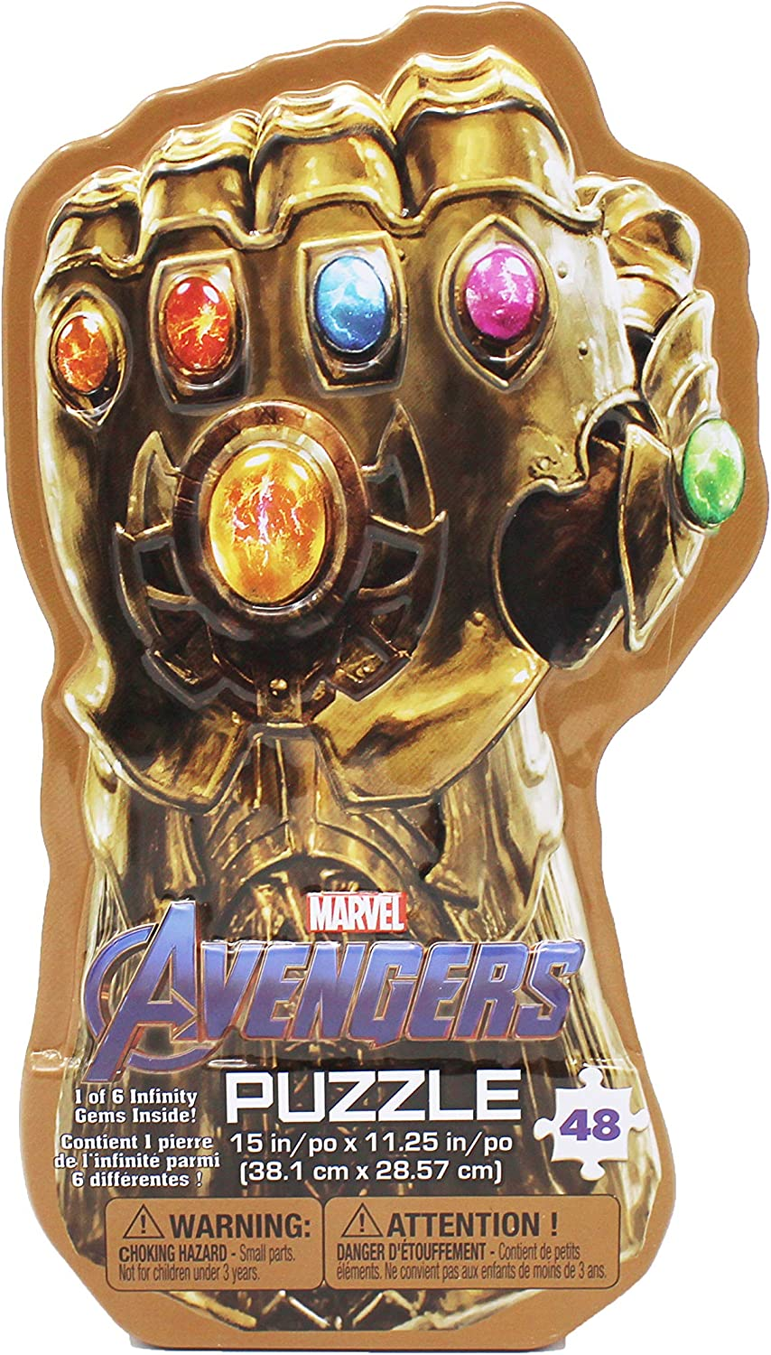 Infinity Stones for Thanos Gauntlet Marvel Avengers Infinity War Lot of 6