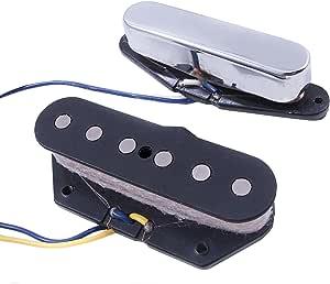 Fender 099-2223-000 pastillas Deluxe Telecaster Drive, juego de 2: Amazon.es: Instrumentos musicales
