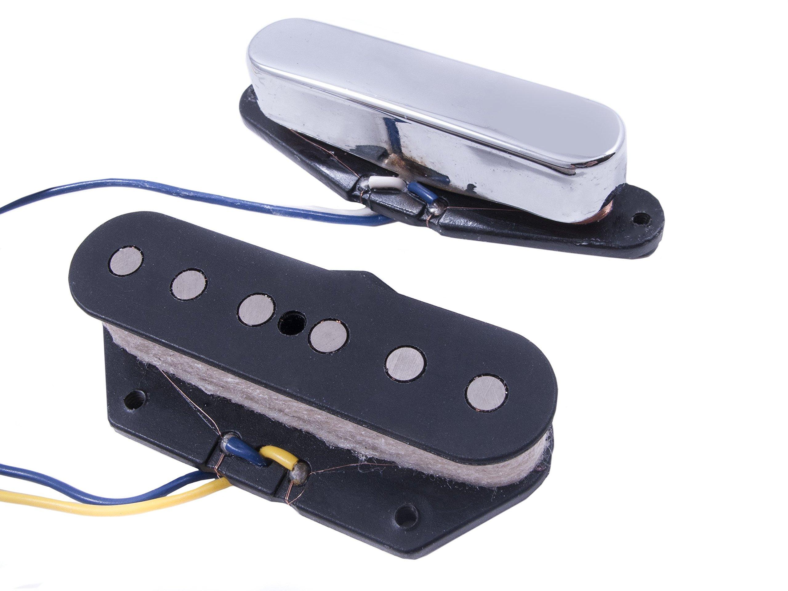 Fender Deluxe Drive Telecaster Pickups