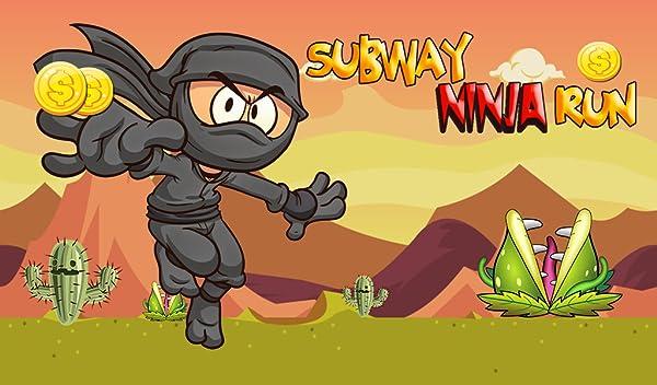 Subway Ninja Run Free Game:Amazon:Appstore