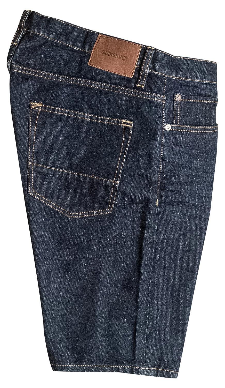 Quiksilver Revolver Denim Pantalones Cortos