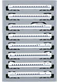 KATO Nゲージ N700系 新幹線 のぞみ 増結 8両セット 10-549 鉄道模型 電車