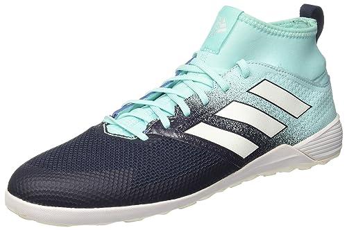 separation shoes bad2b 59504 adidas Ace Tango 17.3 Indoor, Scarpe Da Calcetto Lisce Sala Allenamento  Calcio Uomo, Multicolore
