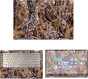 "Decalrus - Protective Decal Camo Skin Sticker for Lenovo Yoga C740 (14"" Screen) case Cover wrap LEyogaC740_14-216"