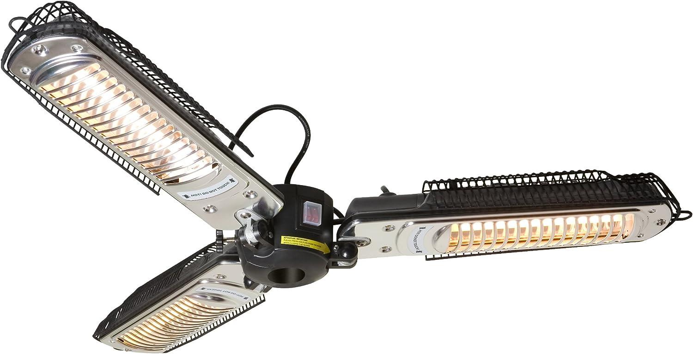 Dimplex PUH1500 Electric Radiant Parasol Patio Heater