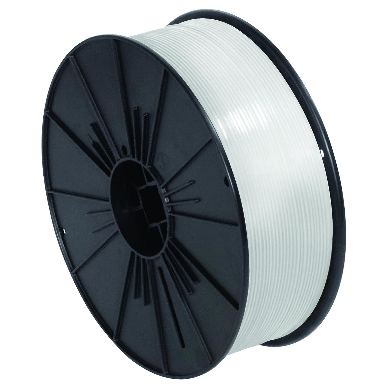 Ship Now Supply SNPLTS532W Plastic Twist Tie Spool 5//32 x 7000 White Pack of 1