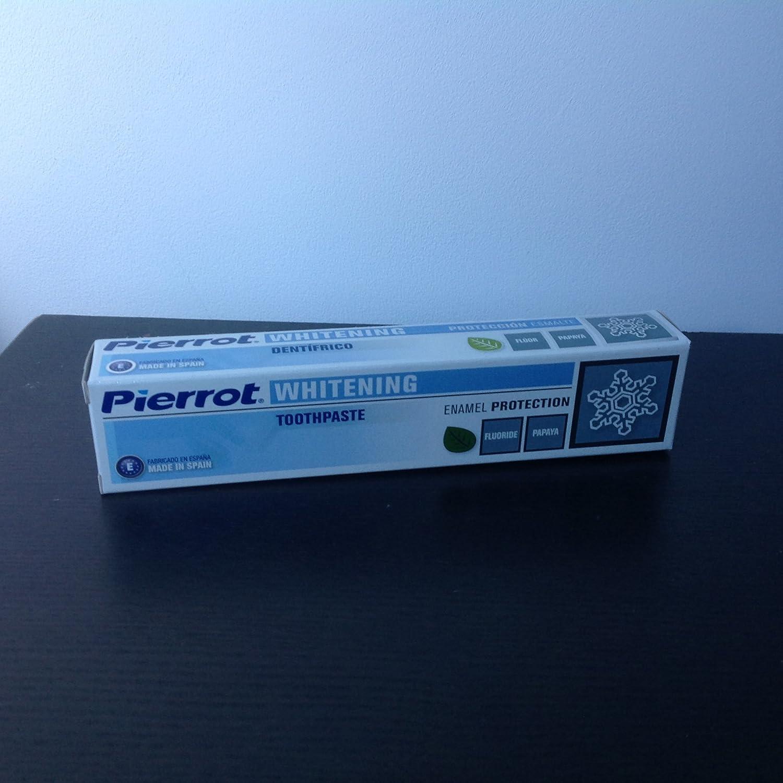 Más Barata entrega de Pierrot Whitening Pasta de dientes: Amazon.es: Salud y cuidado personal