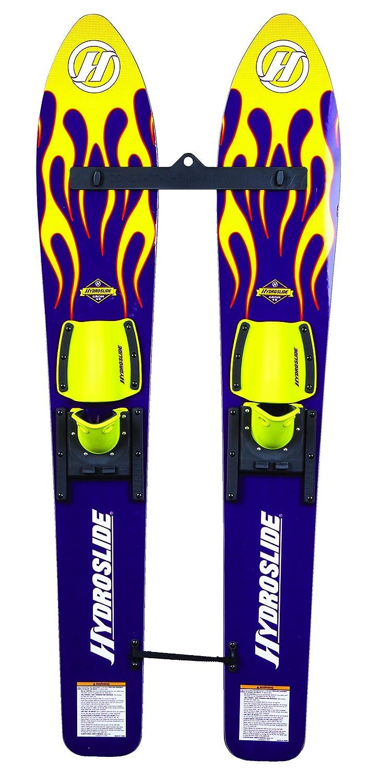 Hydroslide Grom Trainer Combo Water Skis 46 Renewed