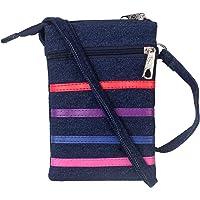 Denim Small sling Bag for Girls Mobile Sling Bag for Women