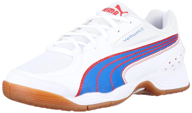 Puma vitela ii Jr 102066 Unisex calzado de deporte cubierta infantil Puma Vellum II Jr 102066 EU 28 (UK 10) (US 11)