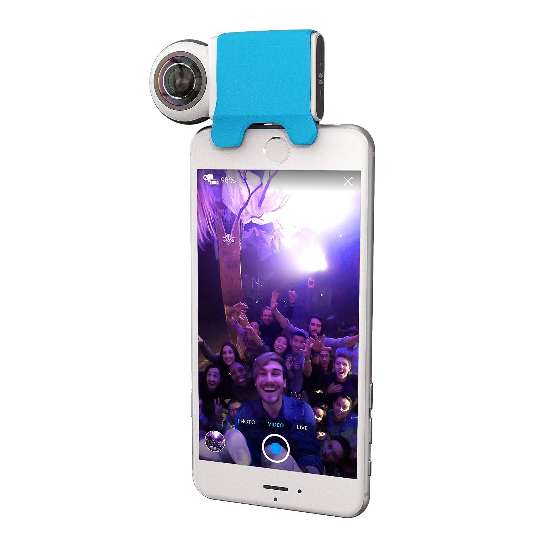 Giroptic io – HD 360 gradi fotocamera per iPhone e iPad