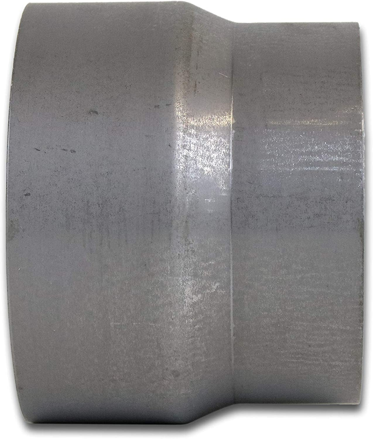 LANZZAS Stove Pipe Reducer 130//120 150//120 150//130 160//150 180//150 180//160 200//180 250//200 Uncoated Steel Unpainted