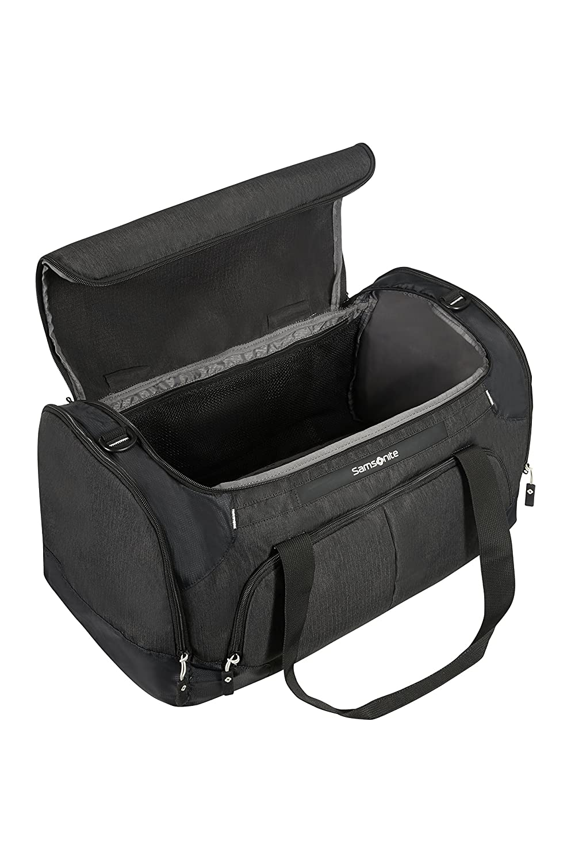Samsonite Rewind, Bolsa de viaje, 55 cm, Negro (Black): Amazon.es: Equipaje