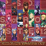 Phantasy Star Online Songs of RAGOL Odyssey Soundtrack 〜EPISODE 1&2〜