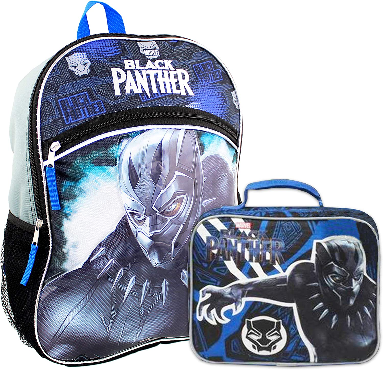 Marvel Spider-Man Molded 3D-Front Lead Free Insulated Lunch Tote Box Bag NWT