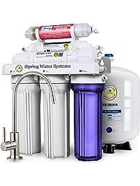 Under sink water filters kitchen bath fixtures water filtration softeners for Water filter for bathroom sink
