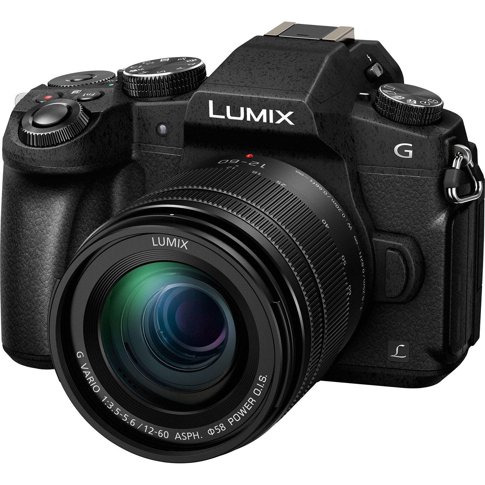 Panasonic Lumix DMC-G85 4K Wi-Fi Digital Camera & 12-60mm Lens with 64GB Card + Battery & Charger + Case + Tripod + Filter + Tele & Wide Lens Kit by Panasonic (Image #2)