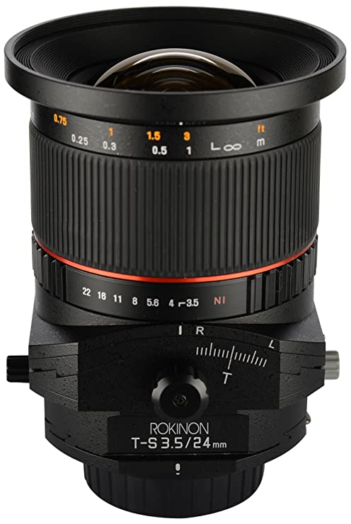 The 8 best tilt and shift lens nikon