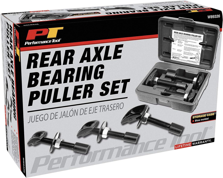 Performance Tool W89326 Rear Axle Bearing Puller Set