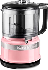 KitchenAid KFC3516GU 3.5-Cup Food Chopper, Guava Glaze