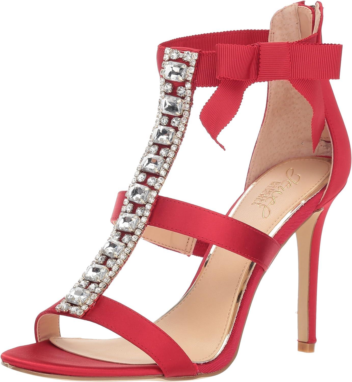 Jewel Badgley Mischka Women's Henderson Dress Sandal
