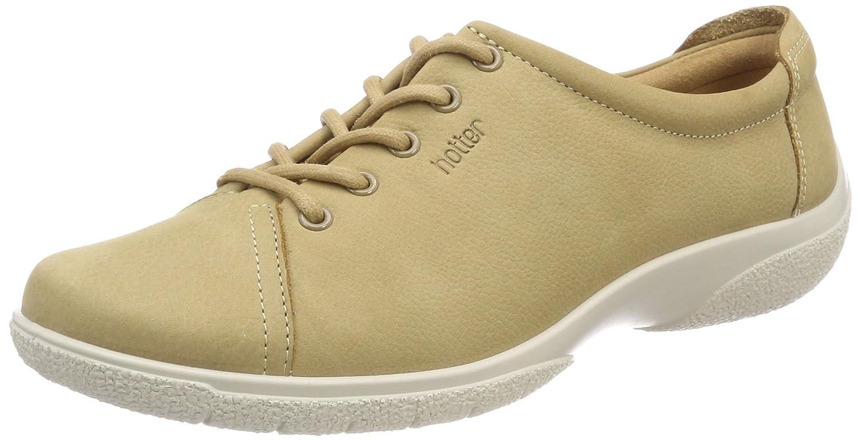 Hotter Dew, Zapatos de Cordones Oxford para Mujer 41 EU Beige (Sand 079)