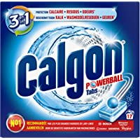 Calgon 3 in 1 Powerball Tabs, 17 Stuk