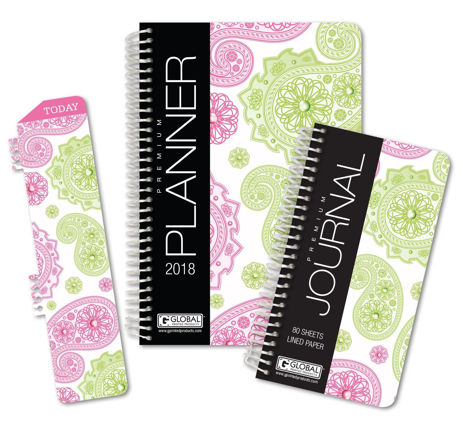 best planner 2018 agenda for productivity durability and style 5x8 daily planner weekly
