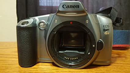 Canon EOS Rebel GII Cámara SLR de 35 mm: Amazon.es: Electrónica