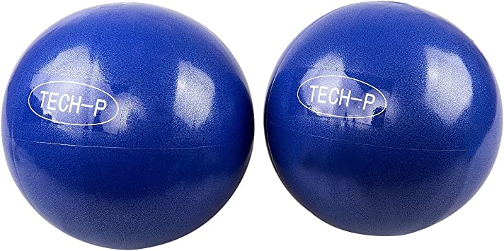 Amazon.com: TECH-P - Mini pelota de ejercicio para pilates ...