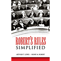 Robert's Rules Simplified (English Edition)