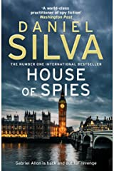 House of Spies: The gripping must-read thriller from a New York Times bestselling author Kindle Edition