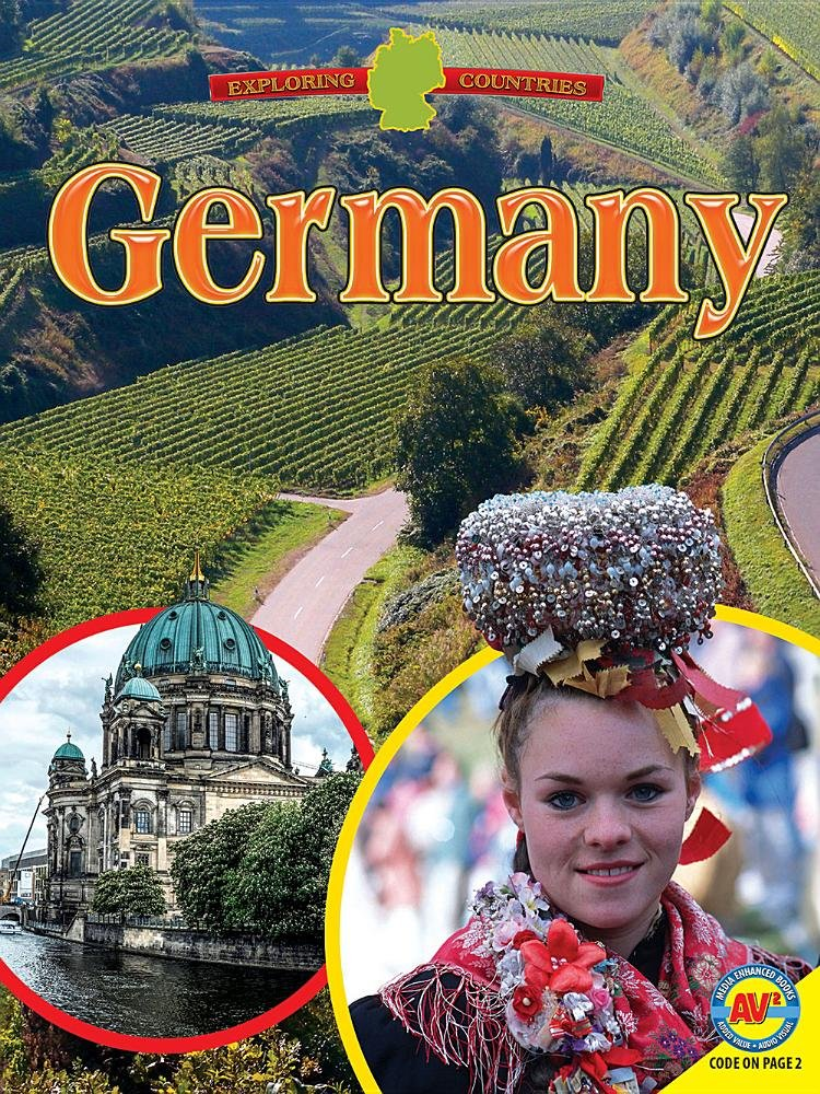 Read Online Germany (Exploring Countries) PDF Text fb2 ebook