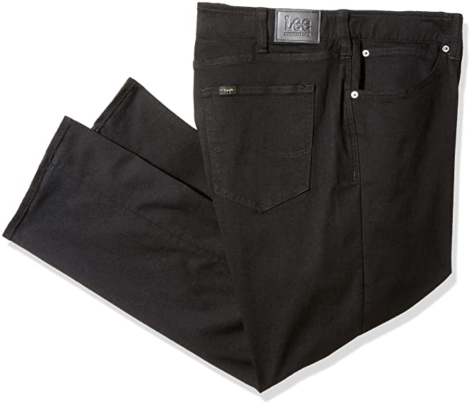 97329ae9 Lee Mens Big-Tall Modern Series Extreme Motion Relaxed Fit Jean Jeans:  Amazon.ca: Clothing & Accessories