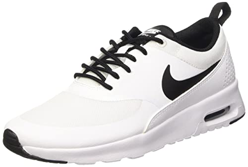 pretty nice 42e86 6a50a Nike Wmns Nike Air Max Thea, Womens Low-Top Sneakers, White (White