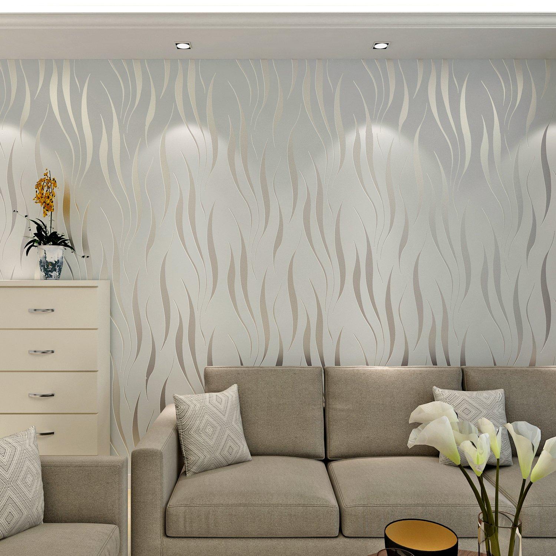 Amazon Papel pintado para paredes imitaci n estampado