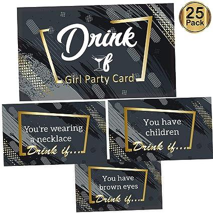 Amazon.com: Giftideaworkshop Bebe si! 25 tarjetas de juegos ...